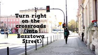 How to get to Mosquito Hostel from Krakow Aiport & Train/Bus Station