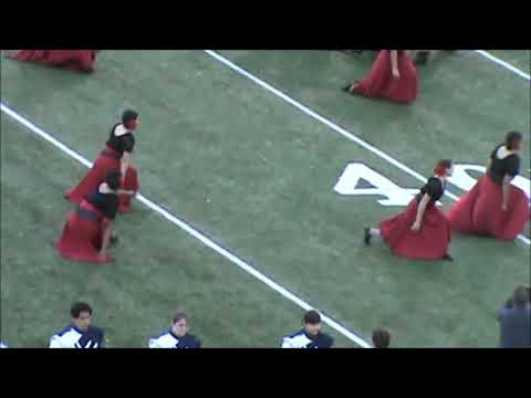 Flowing Wells High School Caballero Marching Band 2018