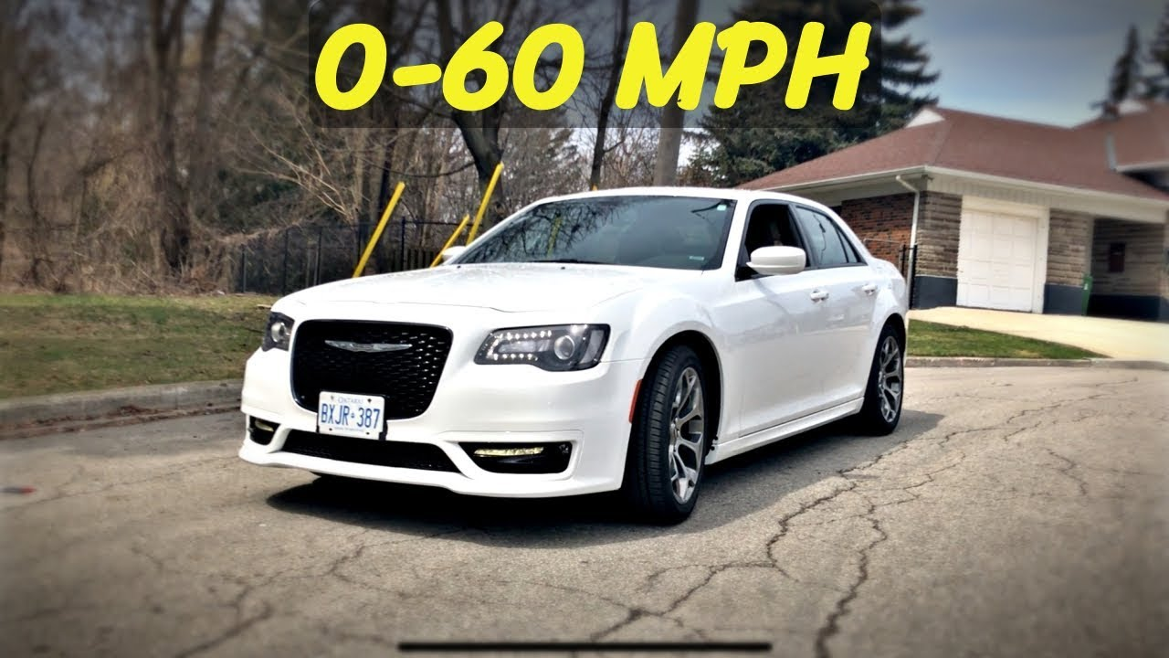 Chrysler 300s 0 60