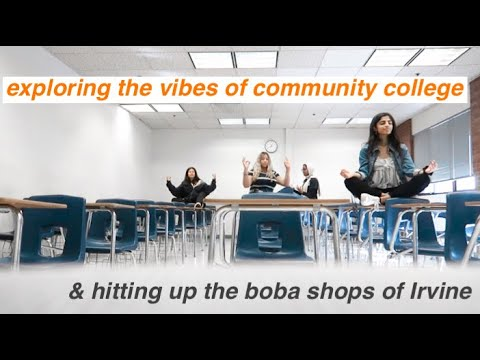 exploring the vibes of irvine valley college
