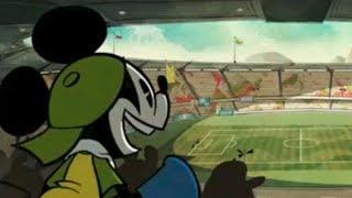 """Mickey Mouse - """"O Futebol Clássico"""" Promo"""