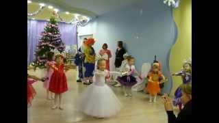 танец конфеток в средней группе