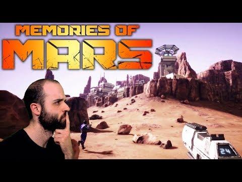 PRIMERA HORA DE JUEGO | MEMORIES OF MARS Gameplay Español