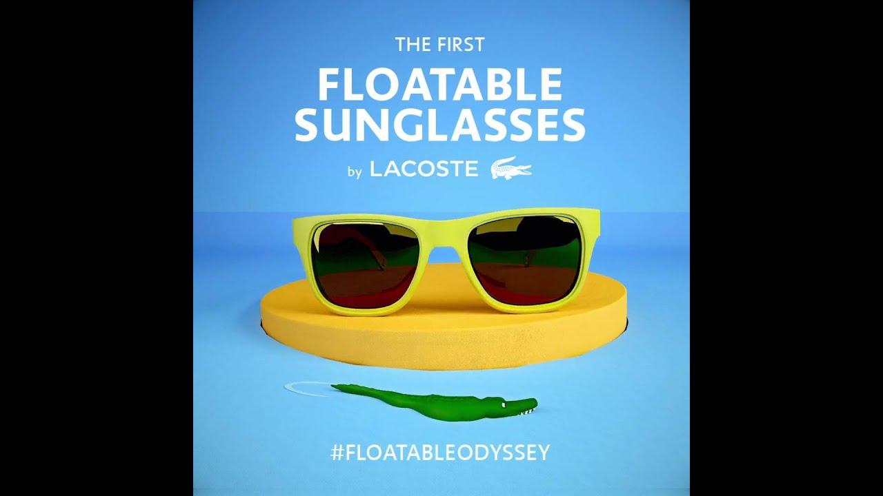 cd963c9a0345 Lacoste Float Film  Episode 1. Lacoste Eyewear Portugal