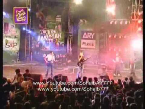 Entity Paradigm - Waqt (LIVE) - RoCK on Pakistan