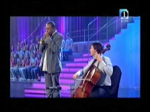 Micheal Winslow and Godart perform Vivaldi smooth criminal