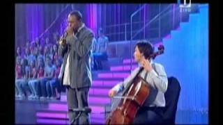 Micheal Winslow and Godart perform Vivaldi smooth criminal (Slovenia)