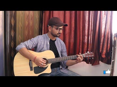 Nazm Nazm Guitar Cover| Kriti Sanon, Ayushmann Khurrana & Rajkummar Rao | Arko | Bareilly Ki Barfi