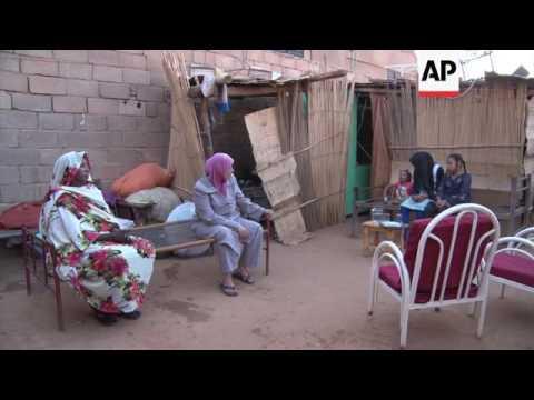 Khartoum woman shelters Syrian refugees