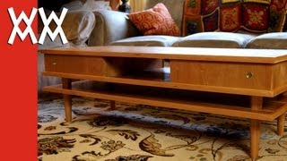 Retro Style Coffee Table