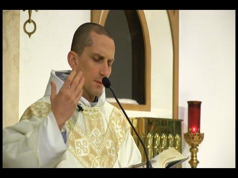 Nov 07 - Homily - Fr Matthias: St. Didacus of Alcalá