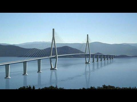Brücke Kroatien