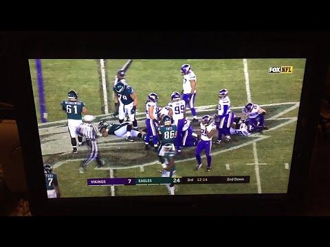 NFC championship Vikings eagles