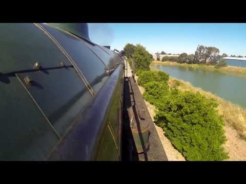 Steamranger Cockle Train - Victor Harbor to Goolwa - Australian Trains