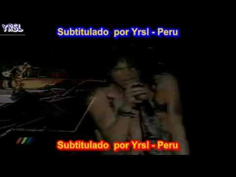 Aerosmith - Crazy ( SUBTITULADA INGLES ESPAÑOL )