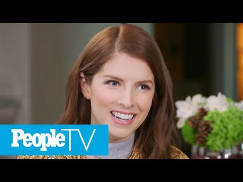 Anna Kendrick Remembers Her Hilarious Epic Fail On Stage At Age 5 | PeopleTV