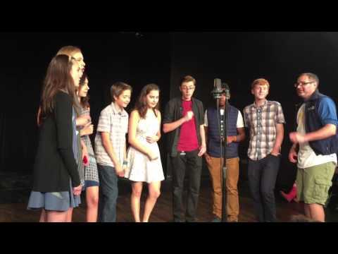 The Field School A Cappella Choir