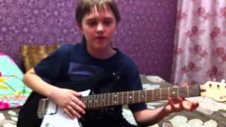 песня Алые паруса видеоурок на гитаре