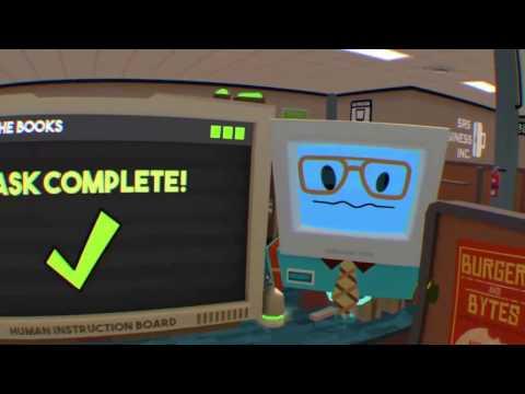 PS4 - Job Simulator VR All Office Worker tasks