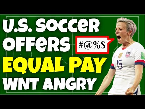 US Soccer offers identical deal to Men and Women's Team. Why are the WNT angry about it? Explained.