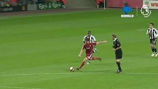 GOL XABI ALONSO DARI TENGAH LAPANGAN The Premier League s best long range goals