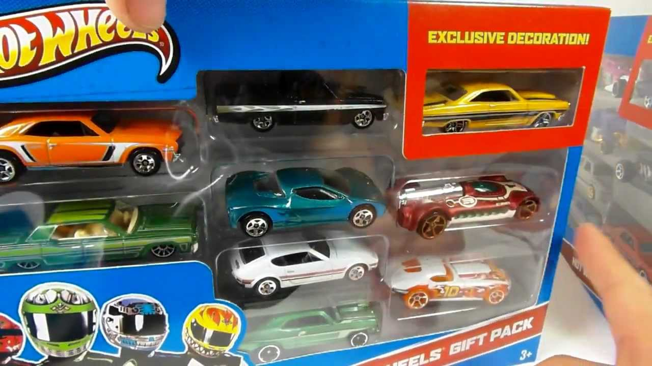 Target Now Has New Hot Wheels 9 Packs With A White Ford