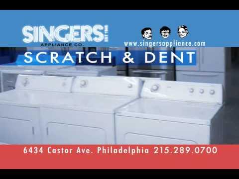 Singers Appliance | Philadelphia Appliance Store