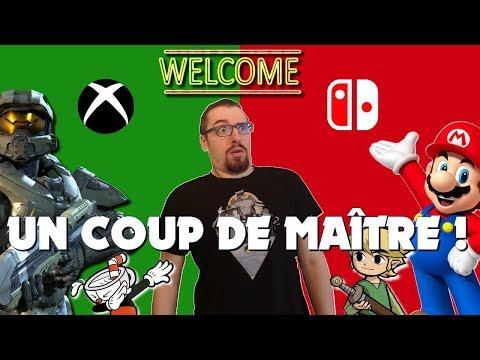 UN VÉRITABLE TOURNANT DANS L'INDUSTRIE DU JEU VIDÉO ! Microsoft x Nintendo