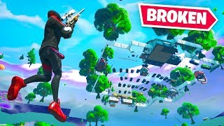 WE BROKE FORTNITE CHAPTER 2