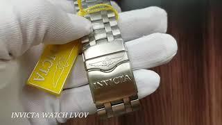Мужские швейцарские часы Invicta 13743 Reserve Swiss Made ETA ec1f61a2567