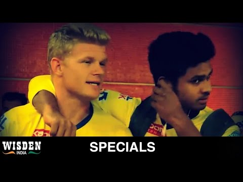 Sam Billings takes us on a tour of the Delhi Daredevils team coach | Wisden India