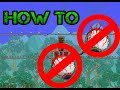 HOW TO DEFEAT THE TWINS (EXPERT MODE) (EASY) - Terraria