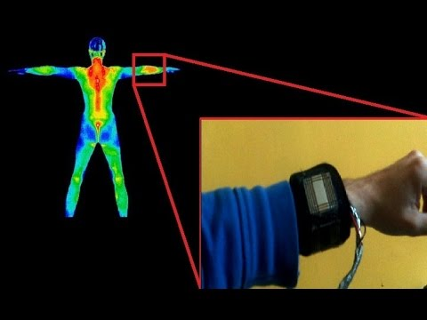 Wearable Thermoelectric Body Heat to Electricity Energy Harvester Wristband