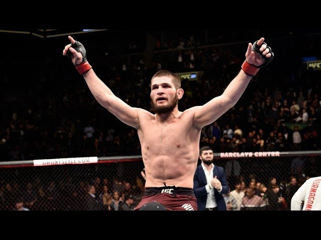 Khabib Nurmagomedov - Journey to UFC Champion