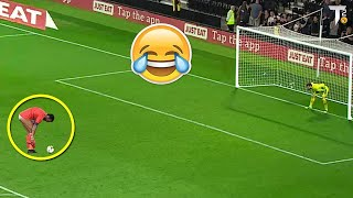 Most Funny Penalty Kicks in Football 😂