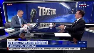 Osman Pamukoğlu 15 Temmuz gecesi yaşadıklarını böyle anlattı