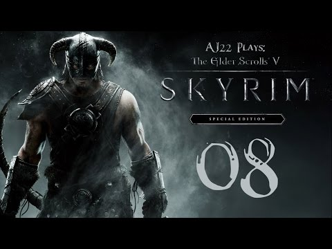 AJ Plays: Skyrim Special Edition - Haemar's Shame | Episode Eight