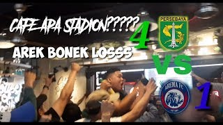 Gambar cover Cafe rasa Stadion! Nobar Persebaya Vs Arema Liga1 shoope