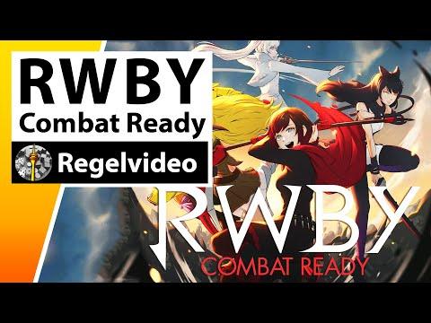 RWBY: Combat Ready | Board Game | BoardGameGeek