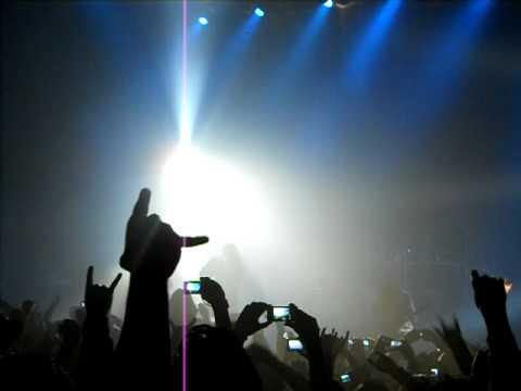 Dimmu Borgir, Mexico City 2012-Relinquishment of Spirit and Flesh