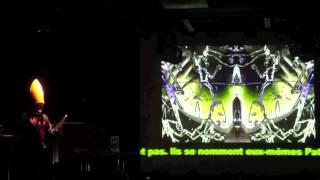 Jello Biafra, Anton Mobin, Ravi Shardja & Les religions sauvages – Music – LUFF 2013