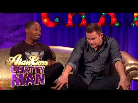 Jamie Foxx And Channing Tatum - Full Interview on Alan Carr: Chatty Man
