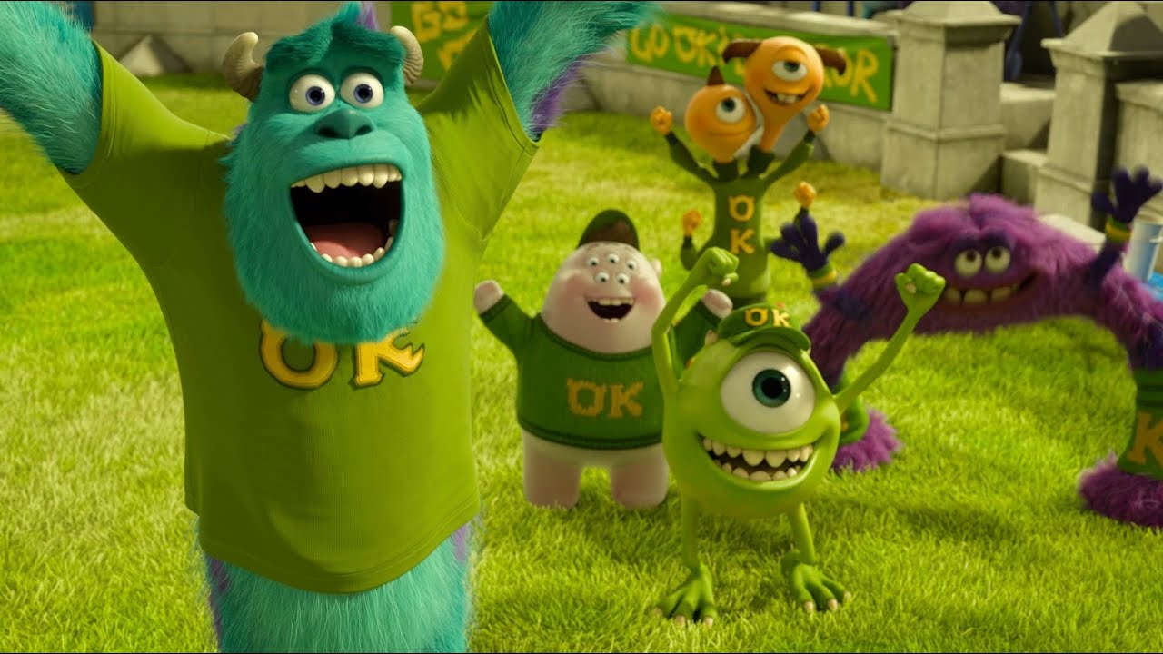 Monsters University Trailer 3