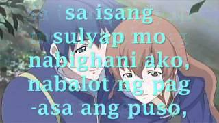 Repeat youtube video Sa Isang Sulyap mo Lyrics-1:43