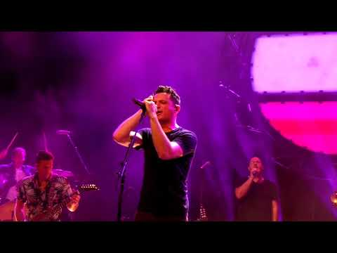 Release by Pear Jam covered by O.A.R. at Ravinia 09.02.18