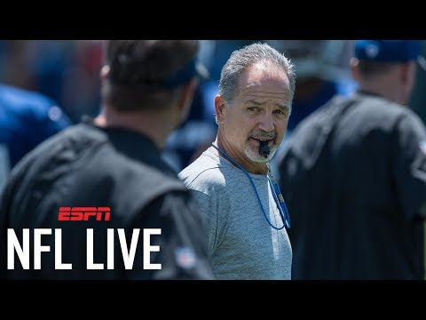Colts Have Tall Order To Make Playoffs | NFL Live | ESPN