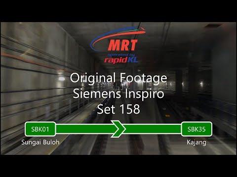 MRT Sungai Buloh - Kajang Line: From Sungai Buloh to Kajang (Official Video)