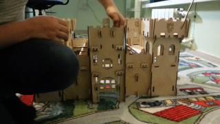 конструктор Lesovichok Fortress N2 LES018 обзор