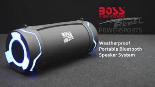 TUBE Bluetooth Speaker | BOSS Audio Systems