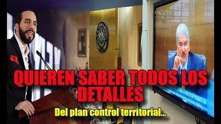 DIPUTADOS insinúan que NO DARÁN SUS VOTOS para plan de seguridad